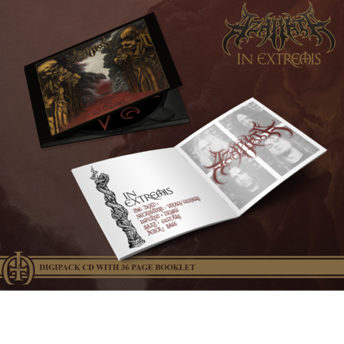 Azarath - In Extremis CD