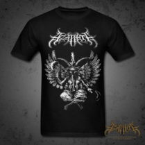 Azarath - Praise the Beast t-shirt front