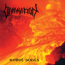 Damnation - Rebel Souls digipack CD