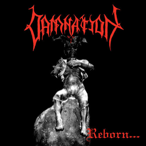 Damnation - Reborn... CD